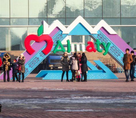 Almaty Platz