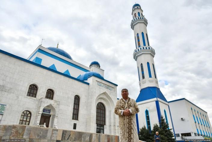 Die Moschee in Aktöbe