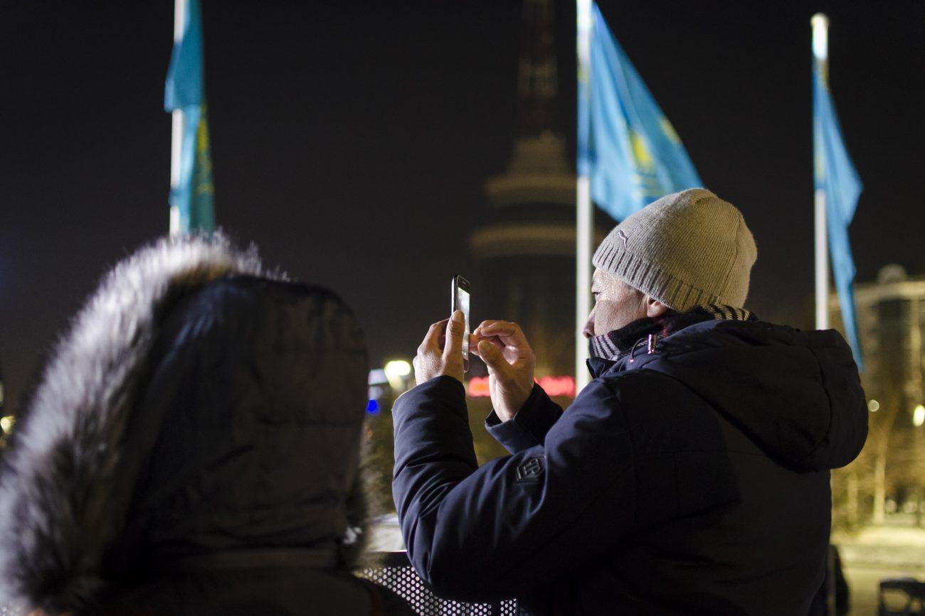 Astana Kasachstan Unabhängigkeit