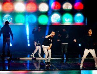 Rap Konzert Zamanbap Bischkek