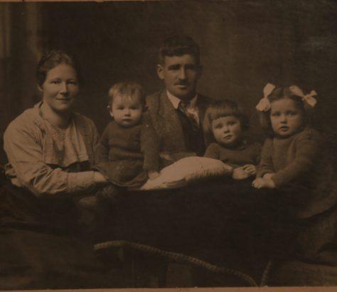 Familie Haunholter Österreich Sowjetunion Kasachstan