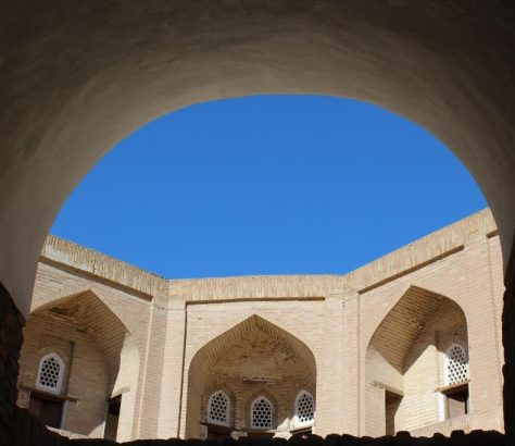 Himmer Chiwa Choresm Usbekistan Madrasa