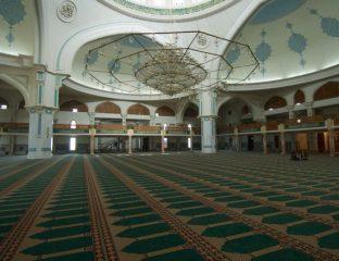 Saparmurat Hajji Moschee Göktepe Turkmenistan