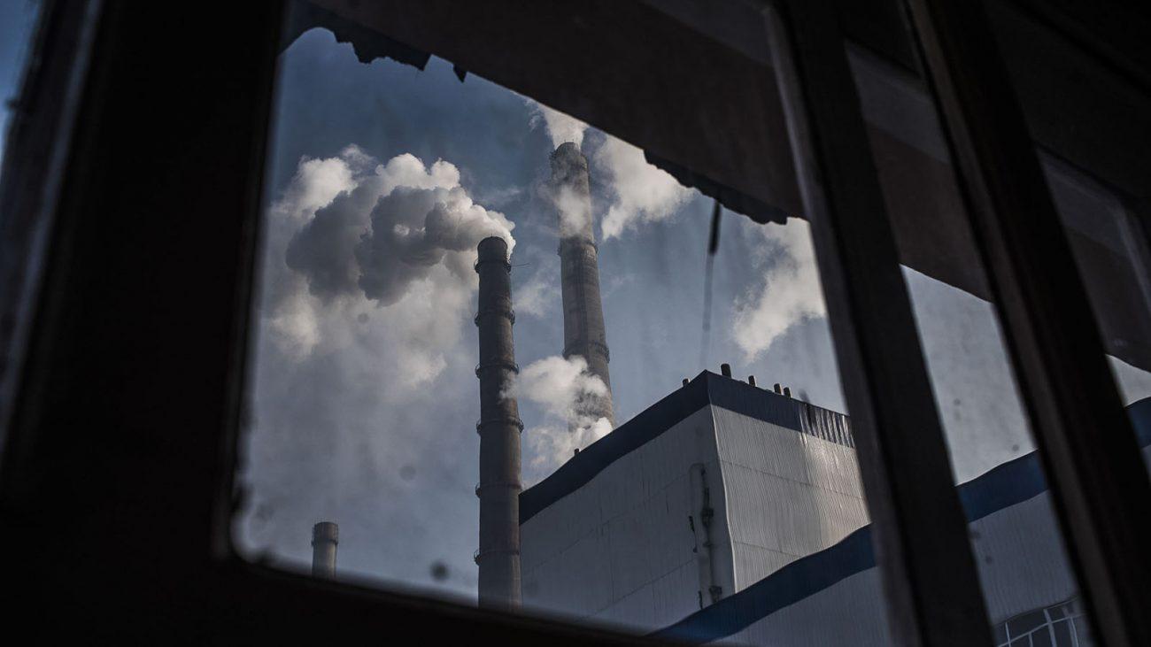 Starker Frost in Bischkek – Gerade modernisiertes Heizkraftwerk ...