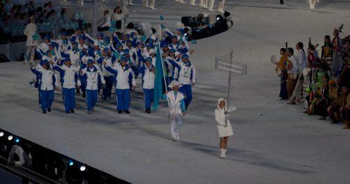 Kasachstan, Olympisch, Sport
