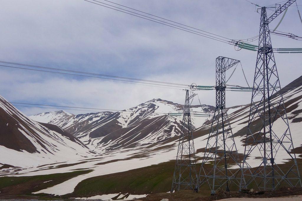 Strom, Elektrizität, Kirgistan