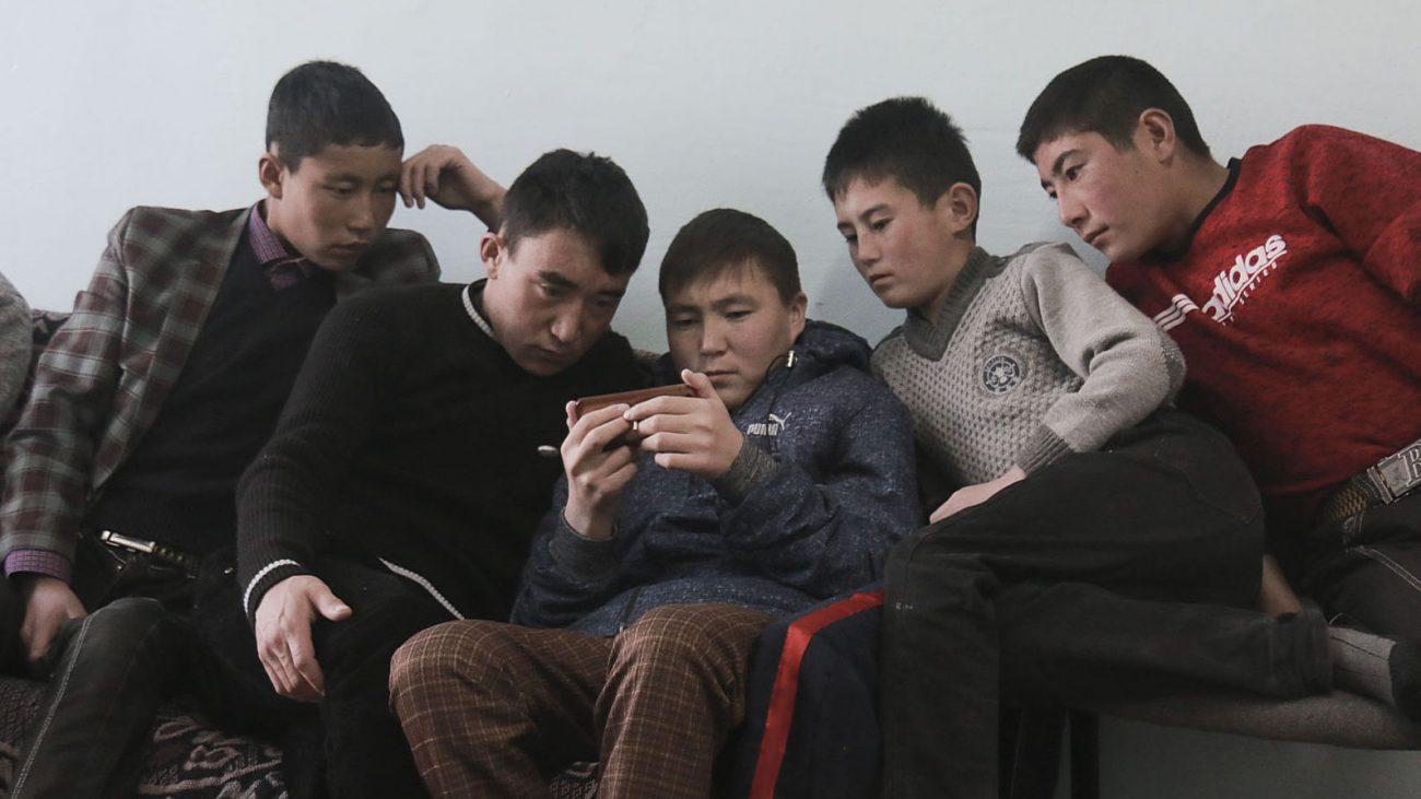 Pamir, Kirgistan, Umsiedlung