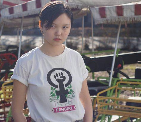 Weltfrauentag, Frauenrechte, Demonstration, Kirgistan