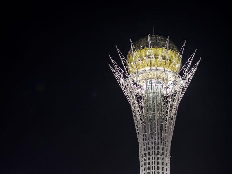 Bajterek-Turm Astana Kasachstan