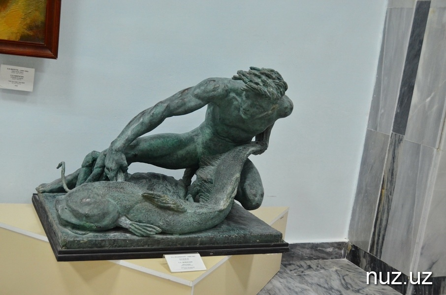 Aralsee gestern im Sawitzkij museum