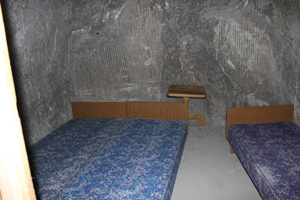Zimmer im Sanatorium Tschong Tus in Kirgistan