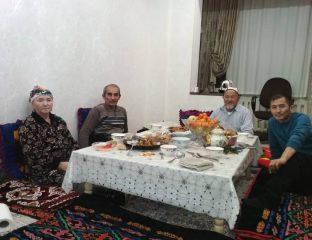 Minderheit, Kirgistan, Usbekistan, Umziehen