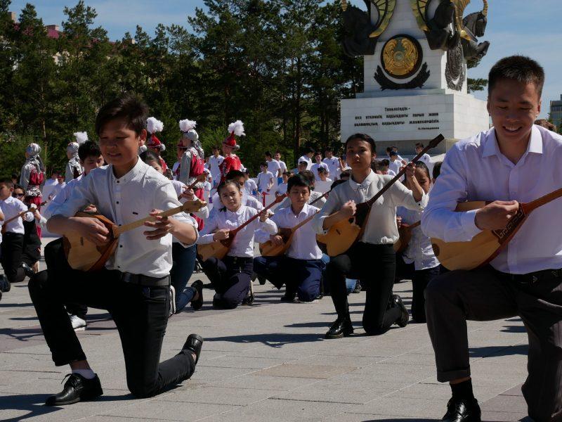 Dombra Kasachstan Karagandy
