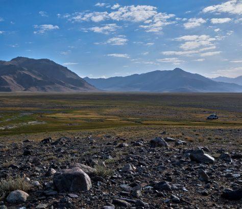 Mondlandschaft Pamir Tadschikistan