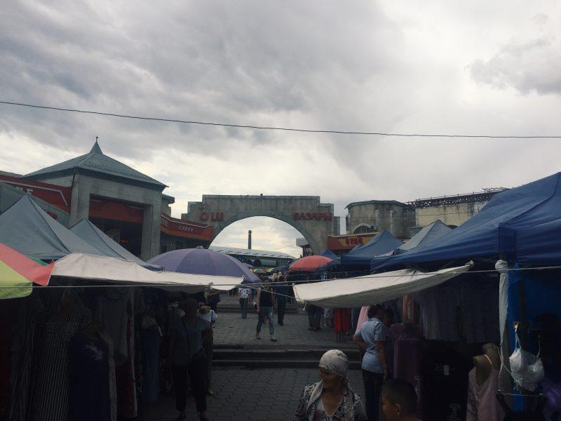 Osh-Basar Bischkek