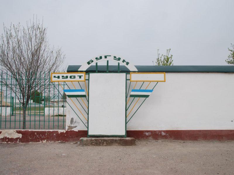 Chust Usbekistan Fußball