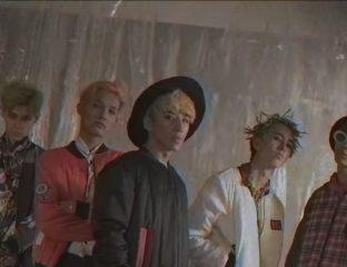 Jonele K-Pop Gruppe aus Kirgistan