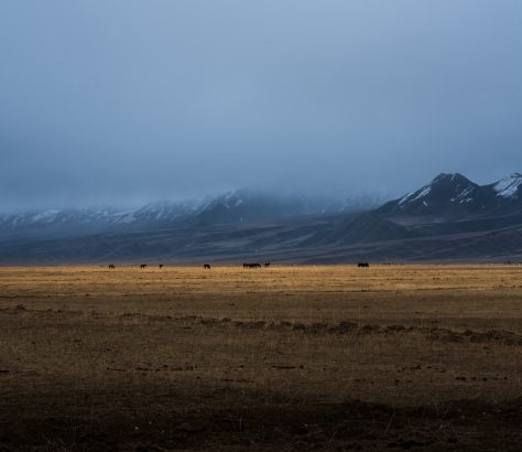 Antoine Béguier Kirgistan Berg Bild des Tages Tian Shan