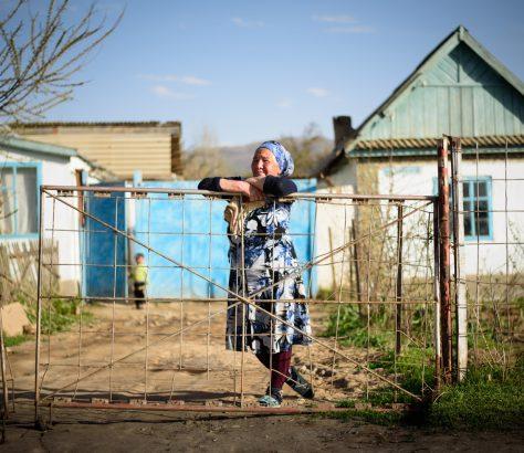 Kysyl Suu Kirgistan Portrait