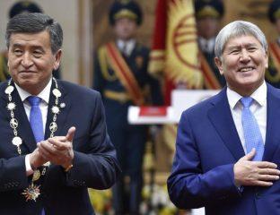 Dscheenbekow und Atambajew
