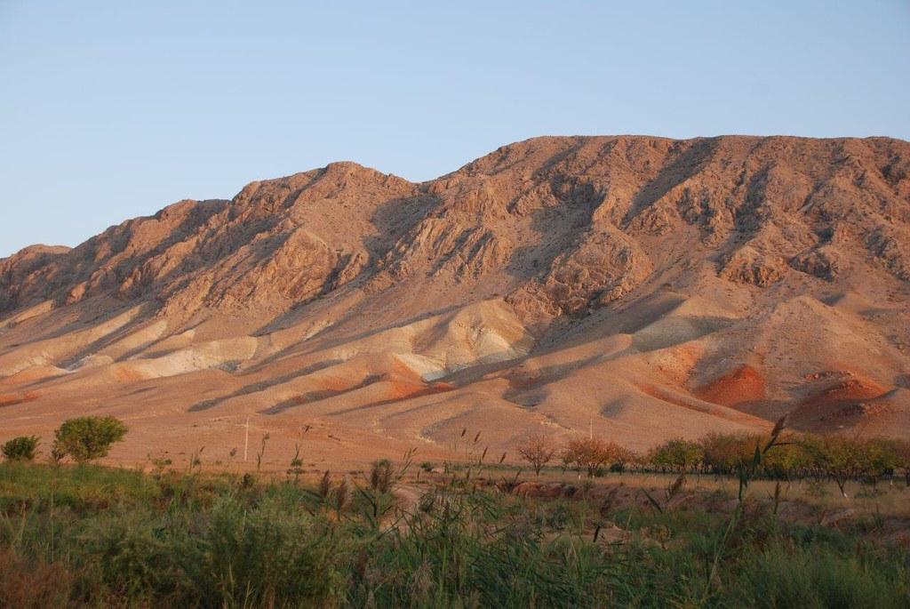 Batken Landschaft
