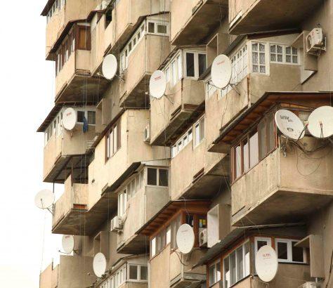 Wohnhaus in Dushanbe