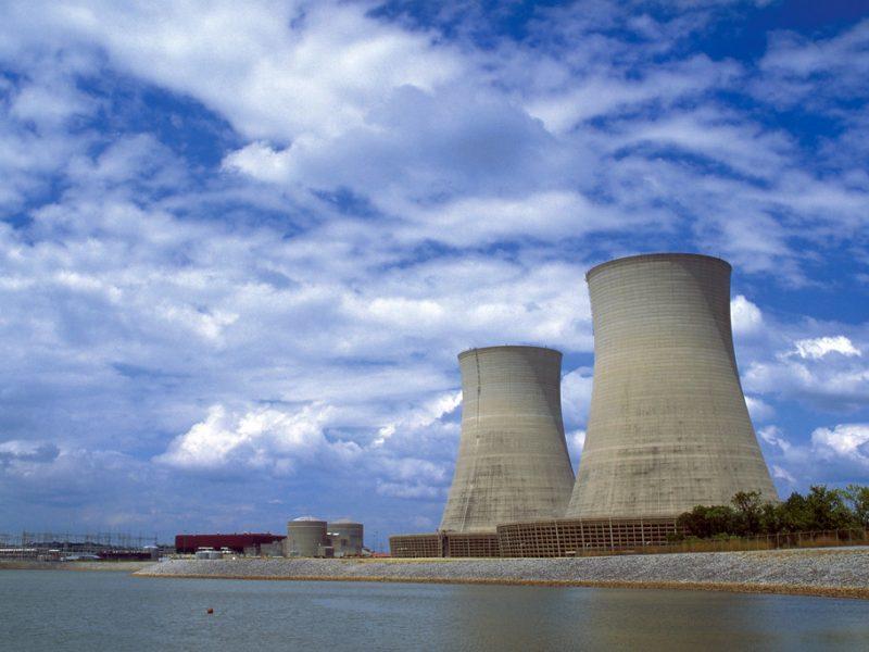 Atomkraftwerk Zentralasien Usbekistan Reaktoren