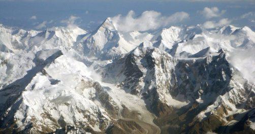 Bergkette des Tienshan