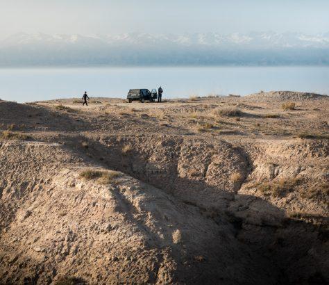 Issikköl Kirgistan Bild des tages Antoine Béguier