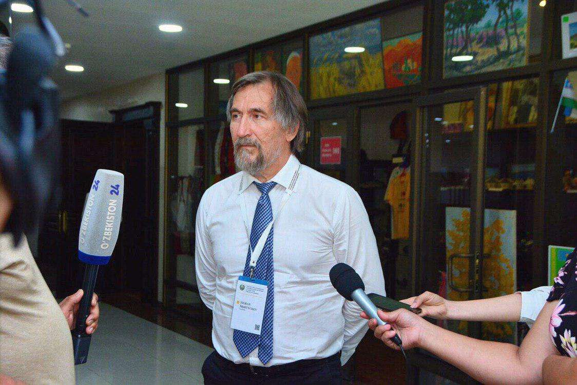 Das Sawitzki-Museum bekommt einen neuen Direktor - Novastan Deutsch