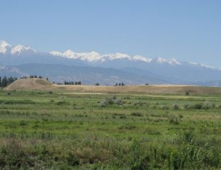Kirgistan Kultur Geschihcte Archeologie Seidenstraße
