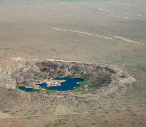 Krater Semipalatinsk