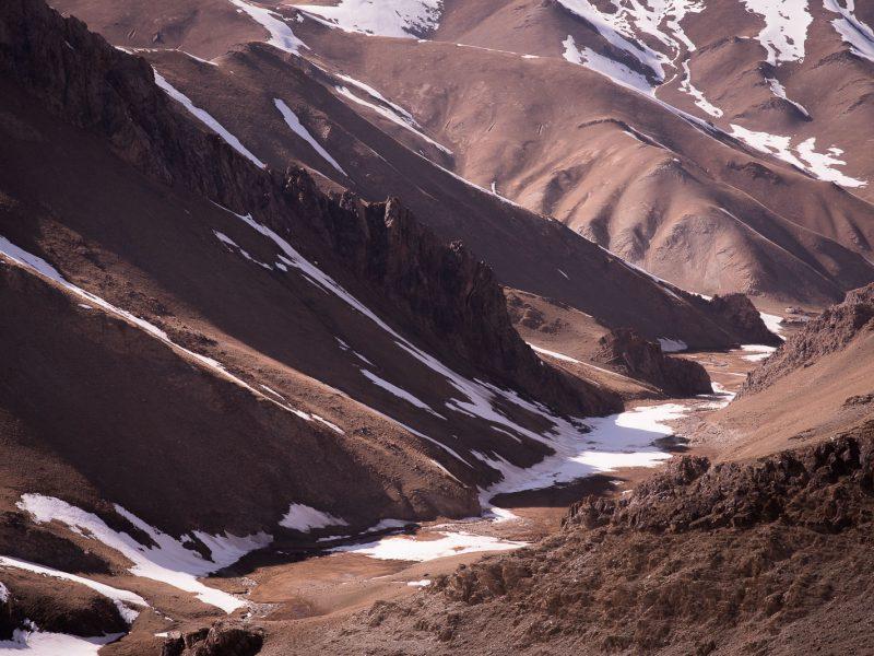 Tian-Shan-Gebirge Kirgistan Tasch Rabat Antoine Béguier