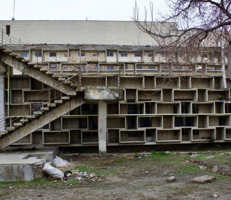 Bucharas Sowjetisch Usbekistan Bild des Tages