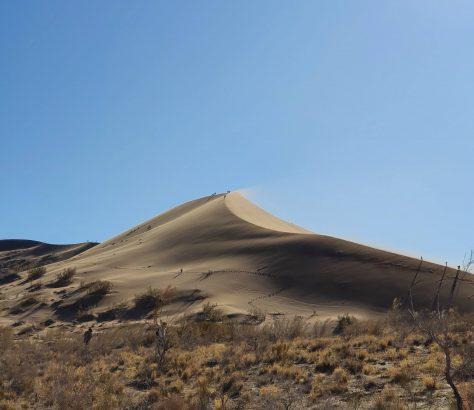 Sandspitze Altyn-Emel Kazakhstan düne park