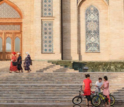 Khast-Imam Taschkent Moschee Usbekistan Tanya Zavkieva