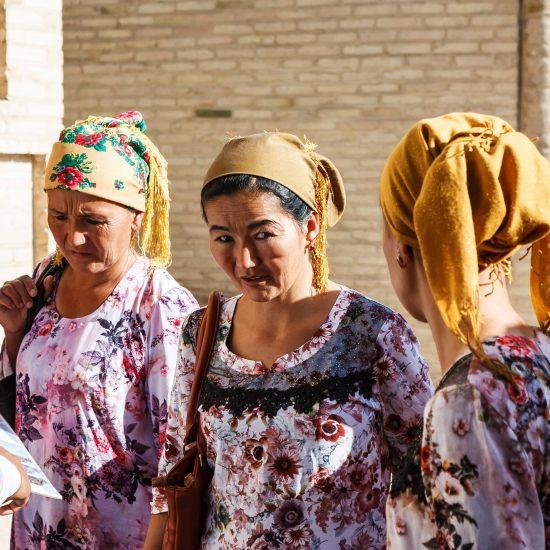Shohizinda Usbekistan Samarkand Tanya Zavkieva