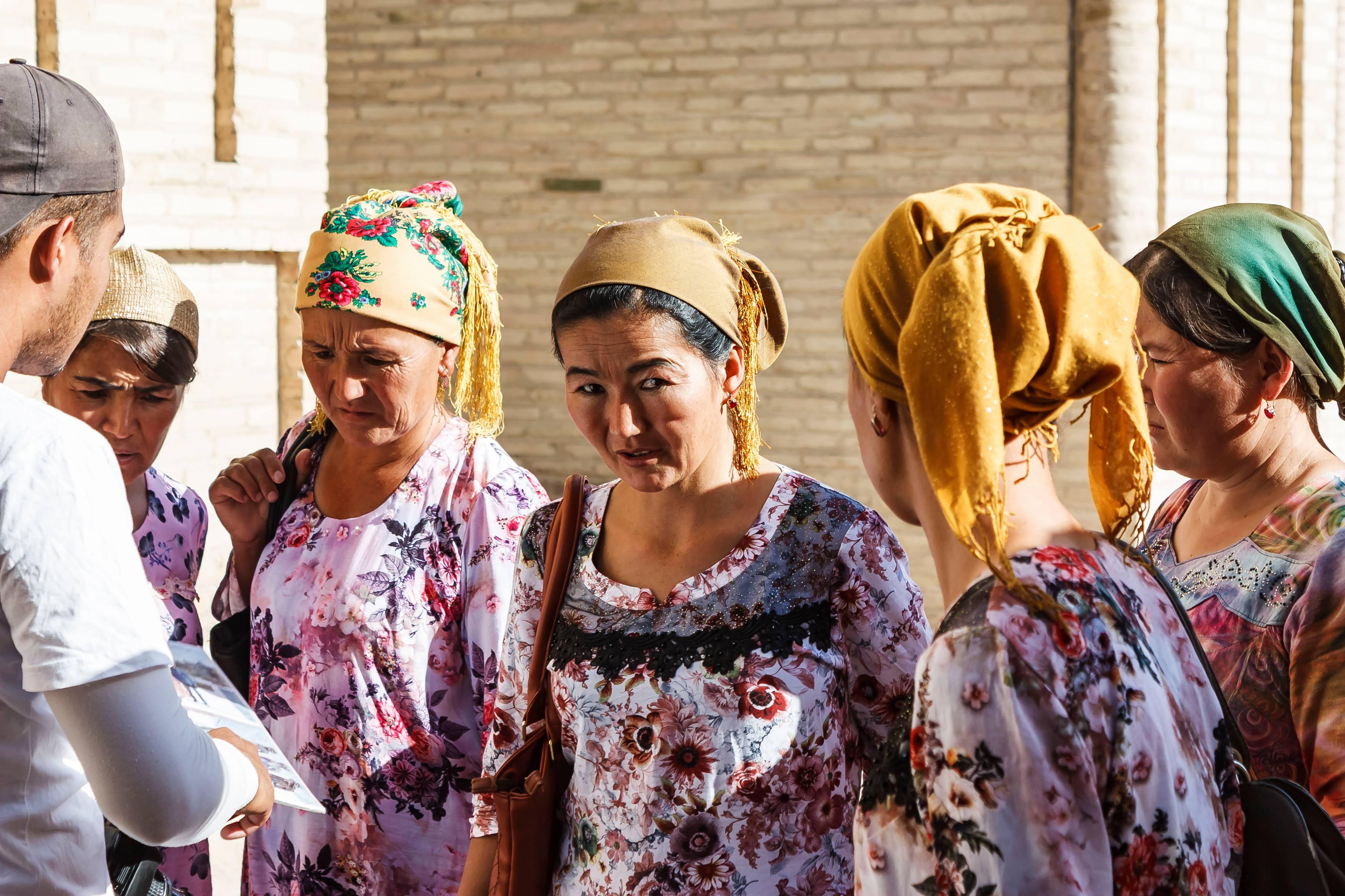 Schachi-Sinda Usbekistan Samarkand Tanya Zavkieva