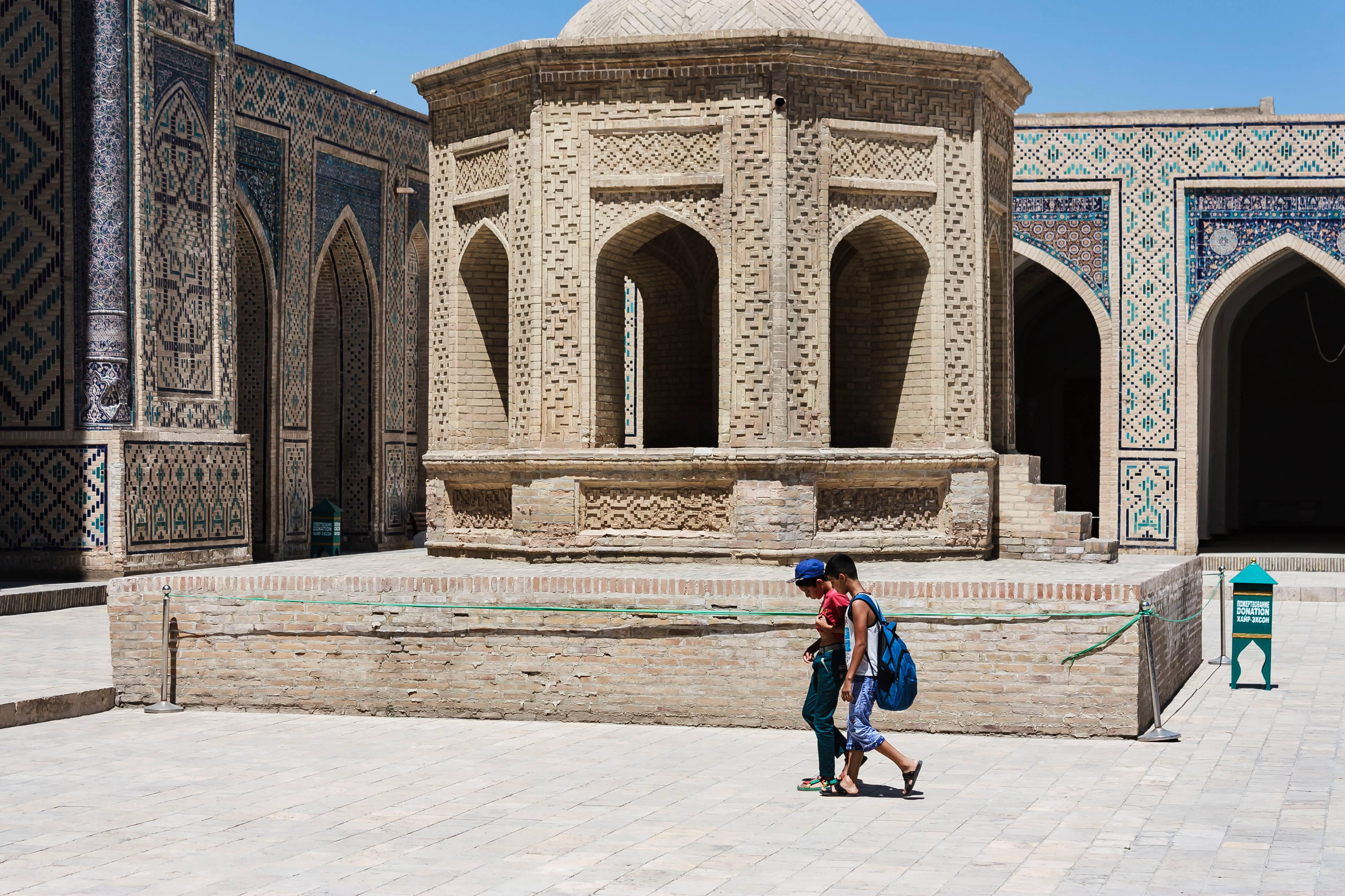 Kalon-Moschee Buchara Usbekistan