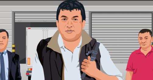 Ein Rechercheverbund aus Azattyk, OCCRP und Kloop hat einen Geldwäsche- und Korruptionsskandal in Kirgistan aufgedeckt