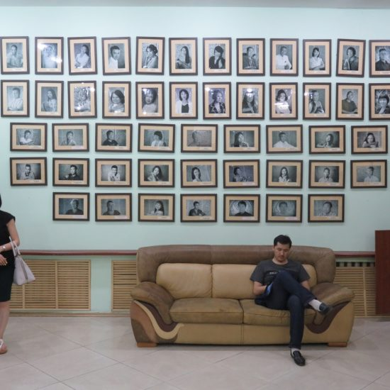 Koreanisches Theater Almaty Kasachstan