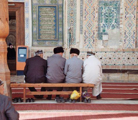 Usbekistan Diskussion Gebet