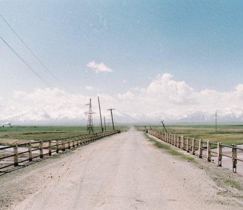 Kirgistan sary-tasch pamir route