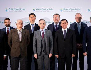 Gruppenfoto der Außenminister