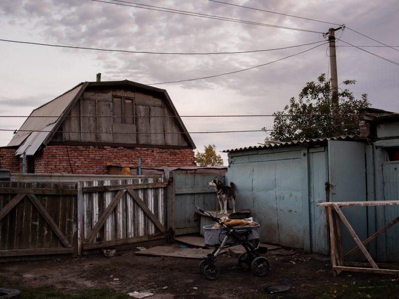 In den Vororten von Nur-Sultan