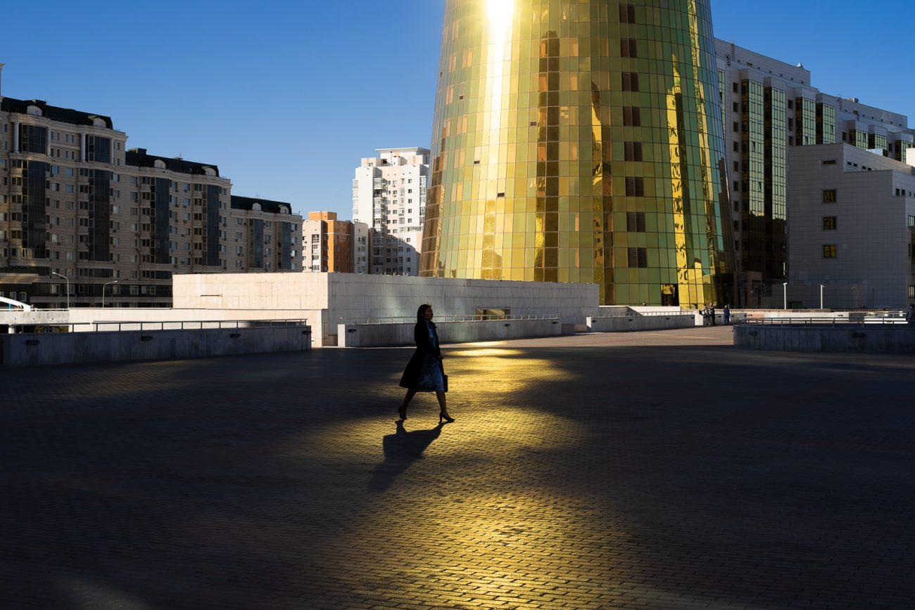 Nur-Sultan Nursultan Astana Kasachstan Architektur