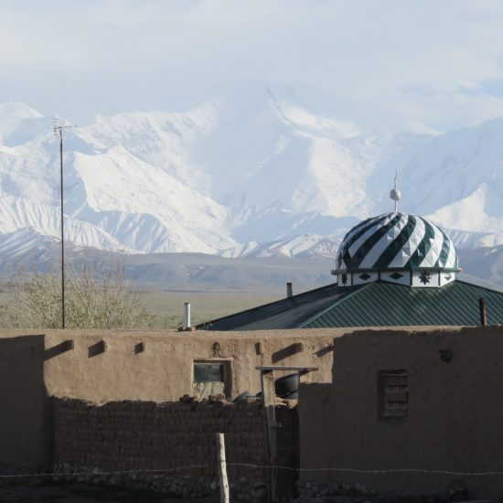 Kirgisistan Leningipfel Sary-Mogol