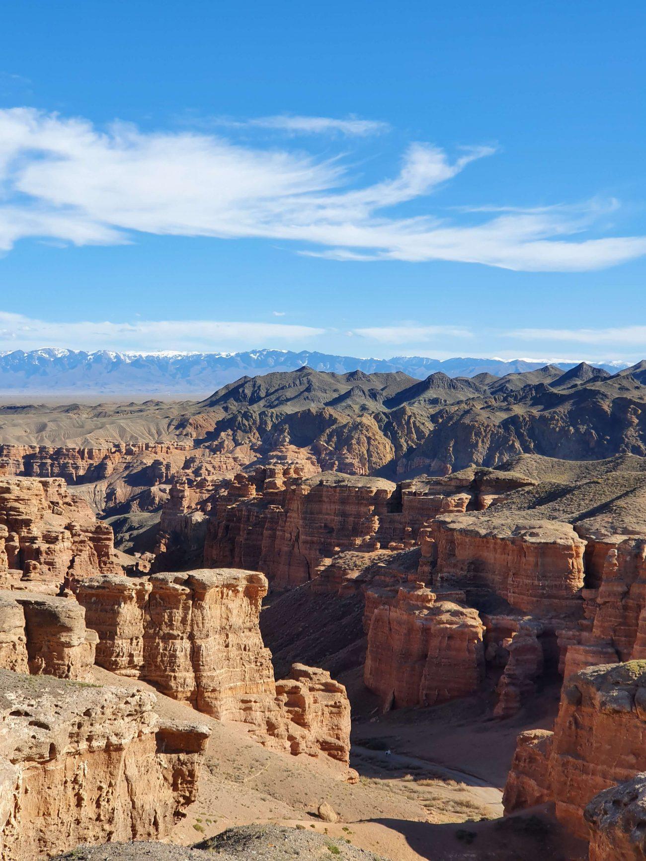 Scharyn-Canyon Nationalpark Kasachstan Natur