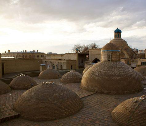 Buxoro Usbekistan Buchara Architektur