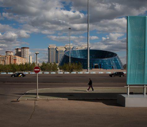 Nur-Sultan Astana Kasachstan Architektur
